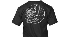 Yay! Kendo! Dark Tee